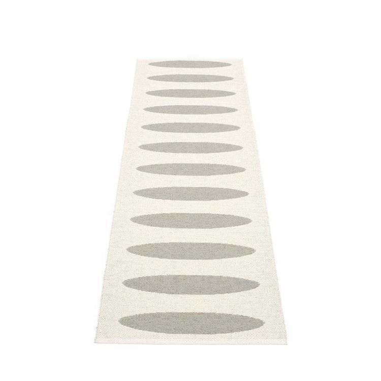 Pappelina matta Ella Warm grey · Vanilla