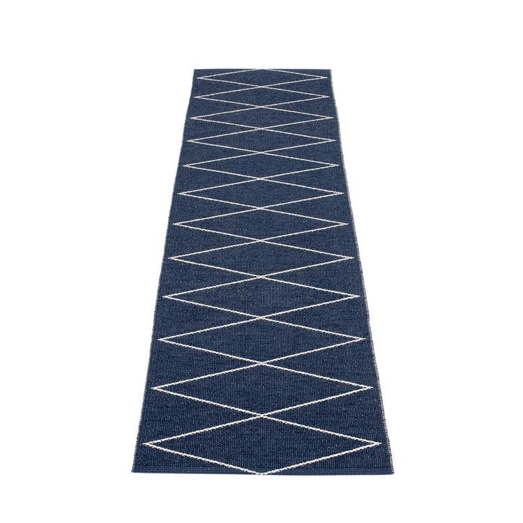 Pappelina matta Max Dark blue · Vanilla