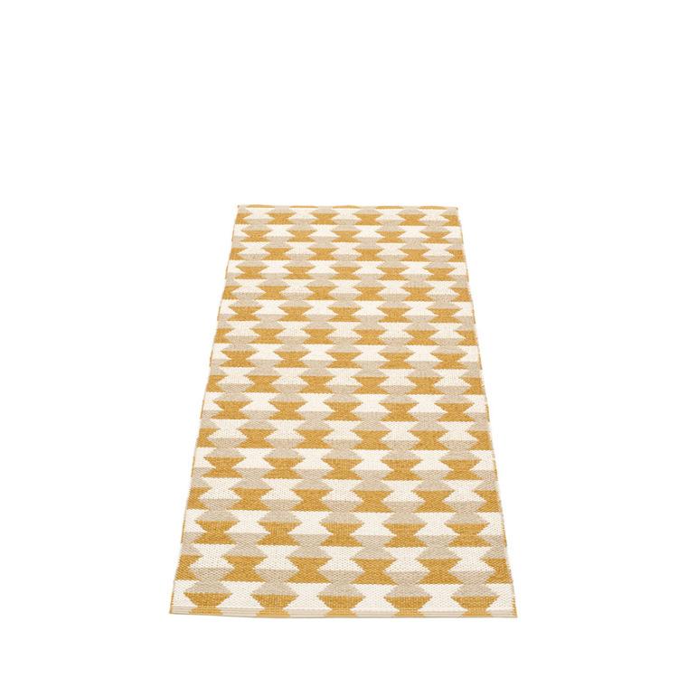 Pappelina matta Dana Ochre · Beige · Vanilla