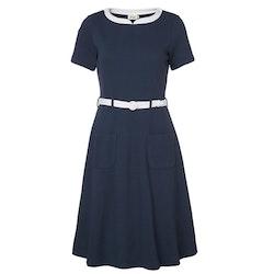 Jumperfabriken Paulina dress navy