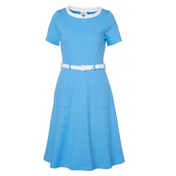 Jumperfabriken Paulina dress blue