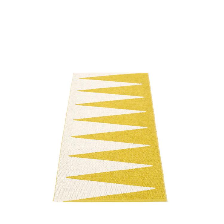 Pappelina matta Vivi Mustard · Vanilla