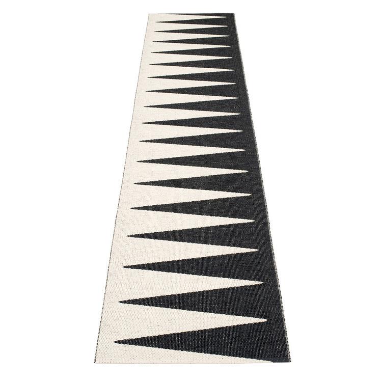 Pappelina matta Vivi Black · Vanilla