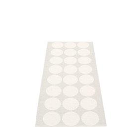Pappelina matta Hugo Fossil grey · White metallic