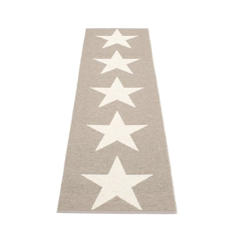 Pappelina matta Viggo One Mud · Vanilla