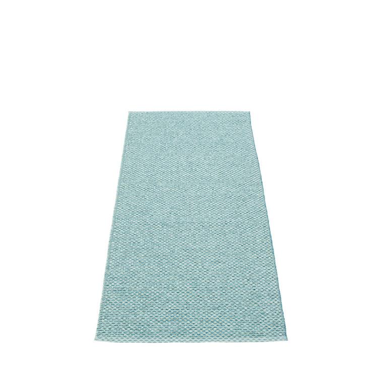 Pappelina matta Svea Azurblue Metallic · Pale Turquoise