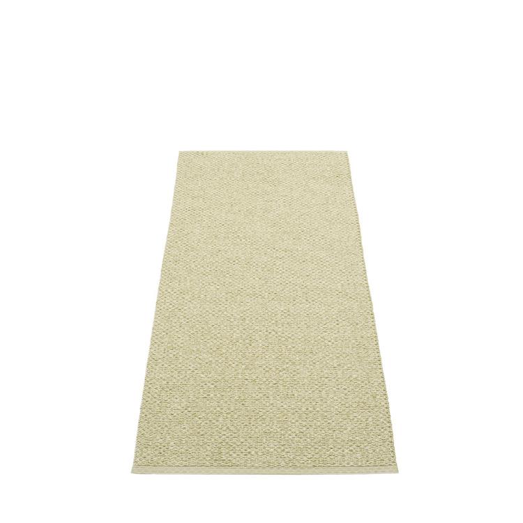 Pappelina matta Svea Olive Metallic · Seagrass