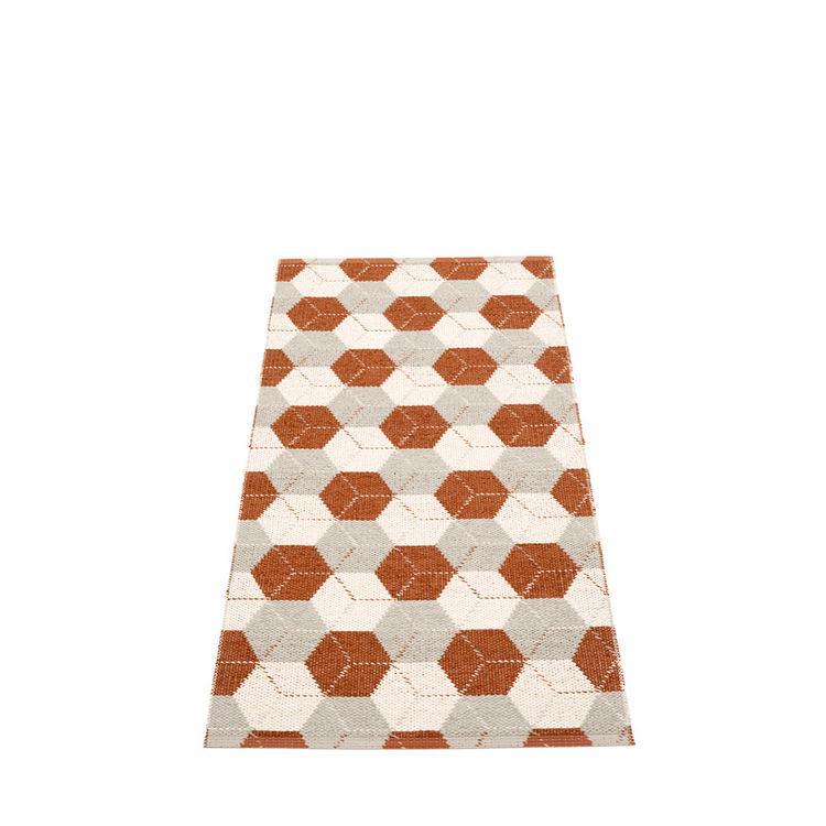 Pappelina matta Trip Rust · Linen · Vanilla
