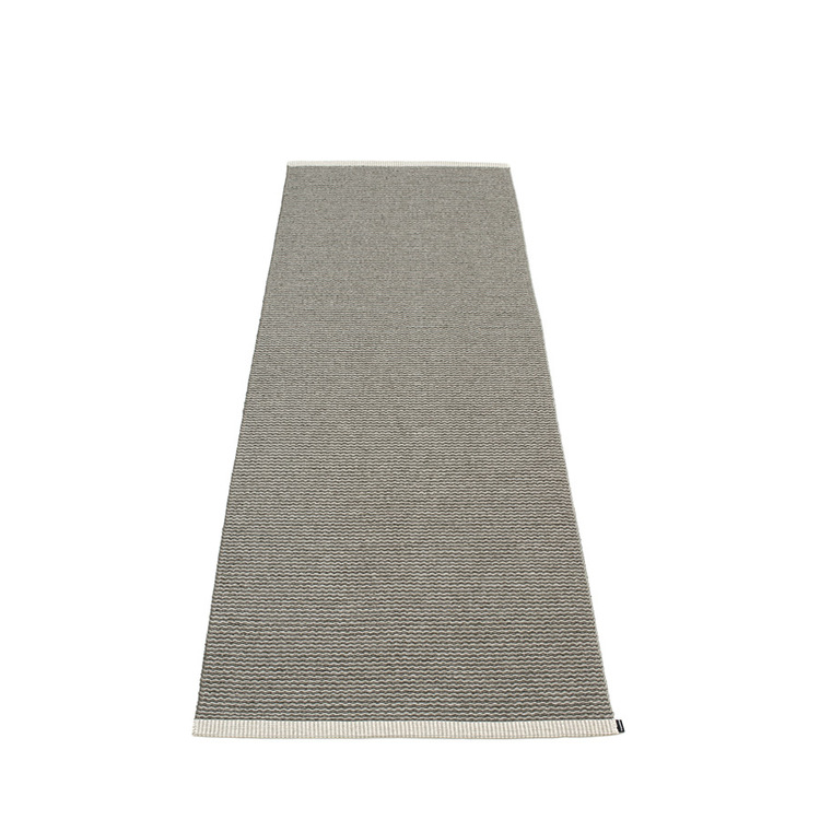 Pappelina matta Mono Charcoal · Warm Grey