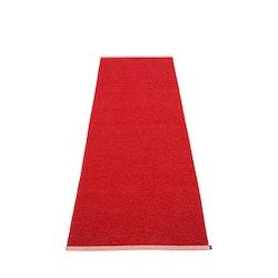 Pappelina matta Mono Dark Red · Red