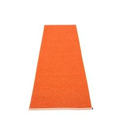 Pappelina matta Mono Pale Orange · Coral Red