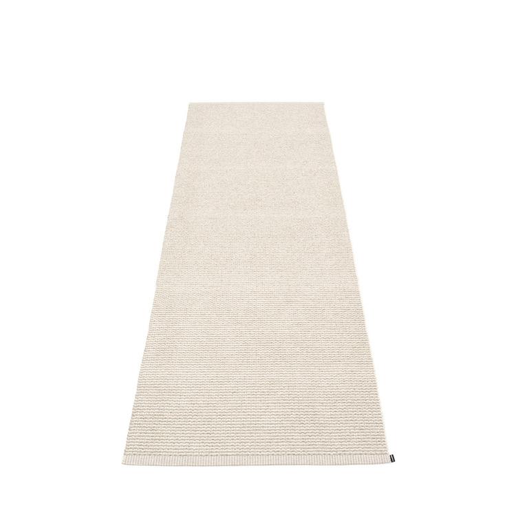 Pappelina matta Mono Linen · Vanilla