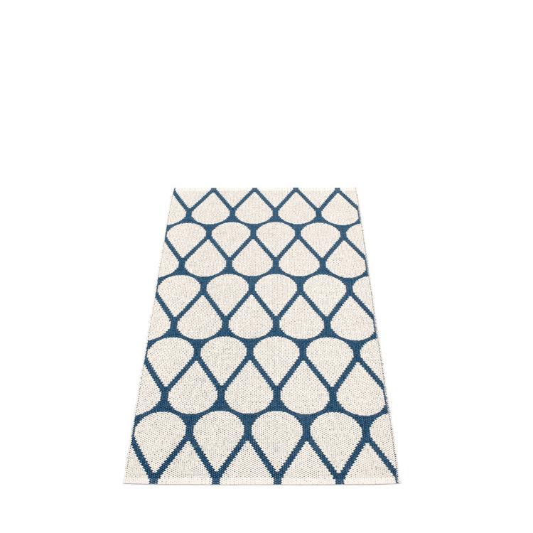 Pappelina matta Otis Ocean blue · Vanilla