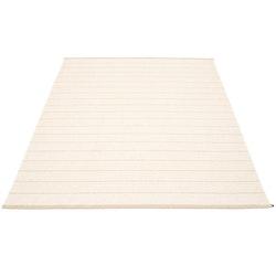 Pappelina matta Carl Vanilla · White 180x260 cm
