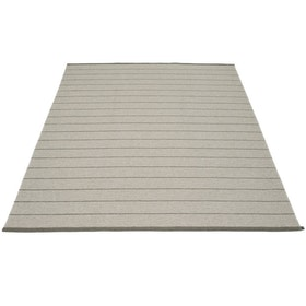 Pappelina matta Carl Warm Grey · Fossil Grey 180x260 cm