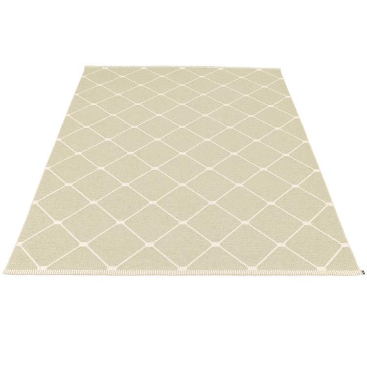 Pappelina matta Regina Seagrass · Vanilla 180x275 cm