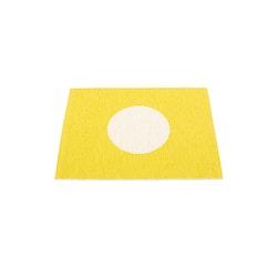 Pappelina matta Vera small one Lemon · Vanilla 70x90 cm
