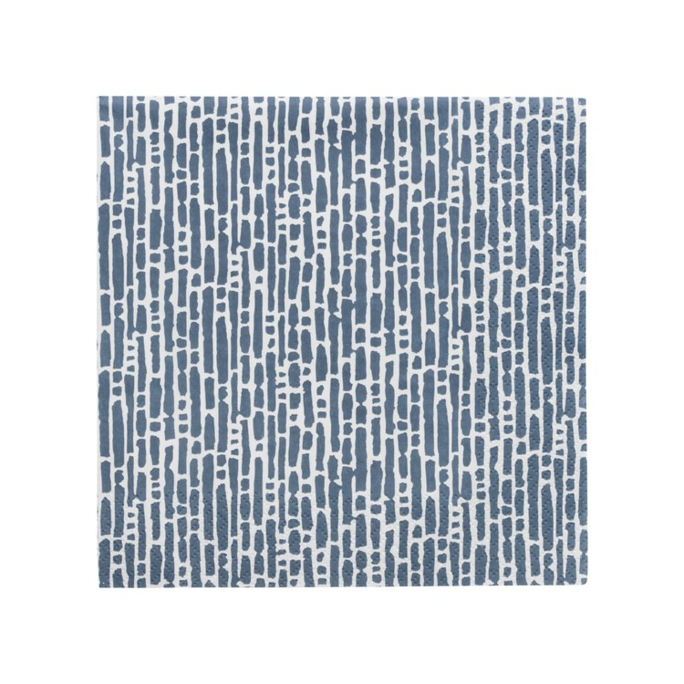 Iittala Ultima Thule pappersservett blå