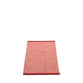 Pappelina matta Effi Dark Red · Coral Red · Vanilla 60x85 cm