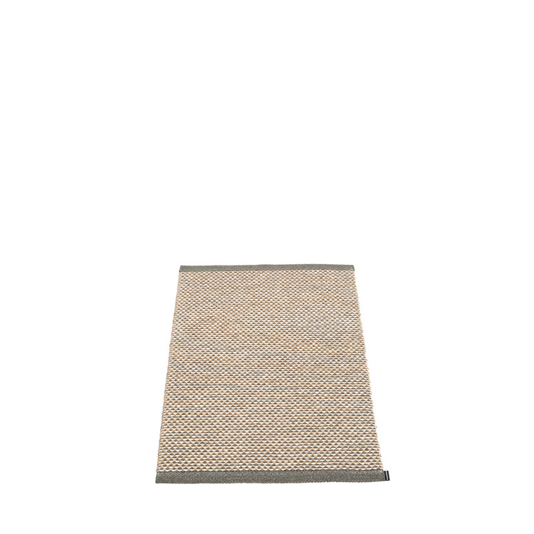 Pappelina matta Effi Charcoal · Light Nougat · Vanilla