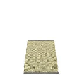 Pappelina matta Effi Apple · Charcoal · Vanilla 60x85 cm