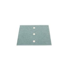 Pappelina matta Peg Haze · Vanilla 70x60 cm