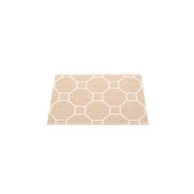 Pappelina matta Rakel Beige · Vanilla 70x50 cm