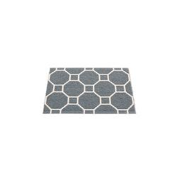 Pappelina matta Rakel Granit · Vanilla 70x50 cm