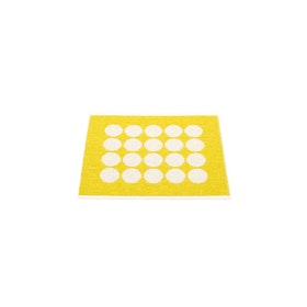 Pappelina matta Fia Lemon · Vanilla 70x60 cm