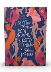 Novellix presentask - Fyra noveller av feministikoner