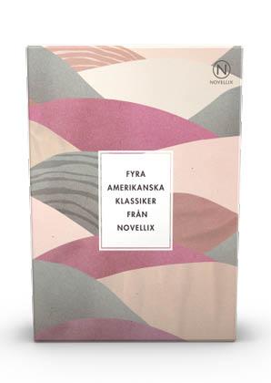 Novellix presentask - Fyra amerikanska klassiker