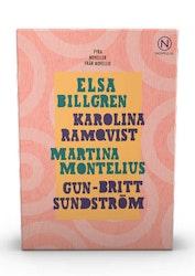 Novellix presentask - Fyra noveller av kvinnliga samtidsförfattare