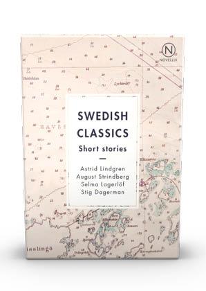 Novellix presentask - Four Swedish Classics