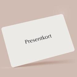 Presentkort Designbutiken Strängnäs