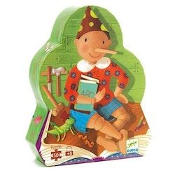 Djeco siluettpussel Pinocchio