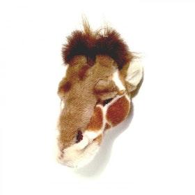 Brigbys djurhuvud Giraff mini