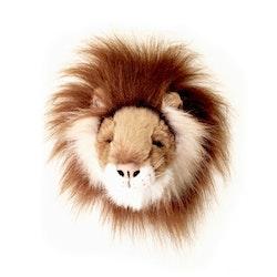 Brigbys djurhuvud Lejon mini