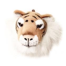 Brigbys djurhuvud Tiger mini