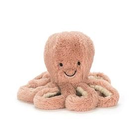 Jellycat mjukisdjur Odell Octopus baby