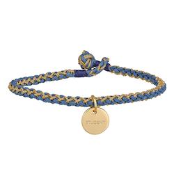 "Nordahl Jewellery armband ""Student"" guld"