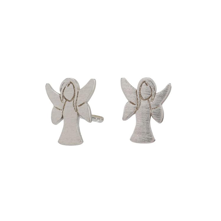 Nordahl Jewellery örhängen Guardian Angel silver