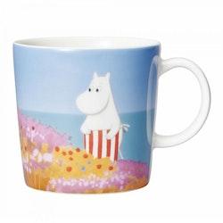 """Arabia Muminmugg Moominvalley """"Muminmamman längtar hem"""""""