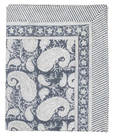 Chamois Big Paisley® duk Sea Blue