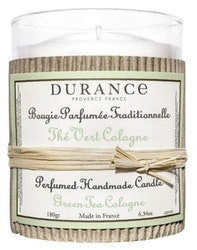 Durance doftljus Green Tea Cologne