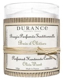 Durance doftljus Olive Wood