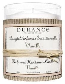 Durance doftljus Vanilla
