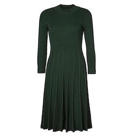 Jumperfabriken Henna dress green