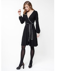 Jumperfabriken Lisbeth dress black