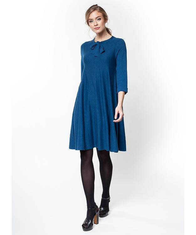 Jumperfabriken Antonella dress blue