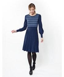 Jumperfabriken Denise dress navy